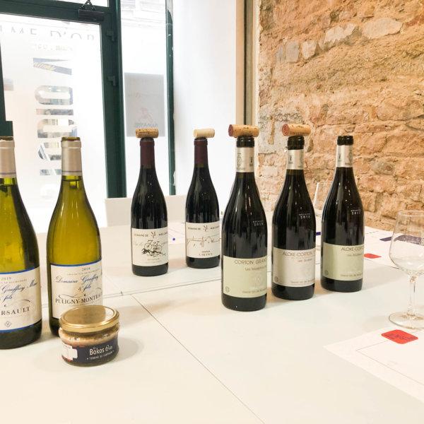 vendre du vin à domicile avec bleu blanc vin